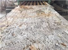 China Bianco Antico Classic Golden Granite Slabs&Tiles