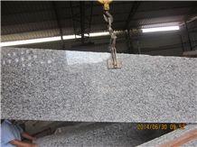 Sea Wave/Oyster White/Spray White Granite Polished Slabs