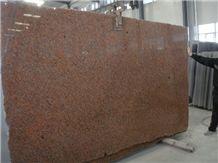 Top Quality China Maple Red G562 Granite, Maple Leaf Red Granite, Feng Ye Hong Granite Tiles Slabs