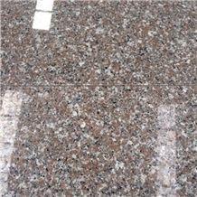 G617 Almond Cream/Misty Rose Granite/Light Pink Granite/Pink Pearl Granite/Xiamen Pink Granite Slabs & Tiles