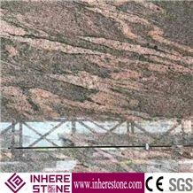 New Stone High Quaily Red Granite Tiles & Slabs, Hot Sale Import California Kenaf Granite