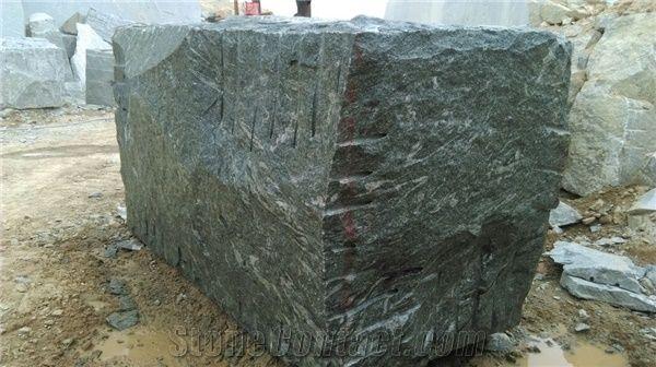 Kuppam Green Granite Blocks From India Stonecontact Com