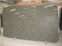 China Origin Jiangxi Green Granite Slab, Commonly Used in Countertop, Worktop, Tile and Interior Wall Panels