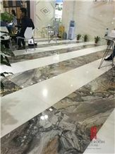 Venice Grey Marble Slab Price