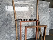 Polished Prague Grey Marble Slabs&Tile&Customized/China Grey Marble Panel for Floor Covering&Wall Cladding/Interior Decoration/Chinese Grey Marble for Hotel&Mall Hall/Popular&Hot Sale Marble/A Grade