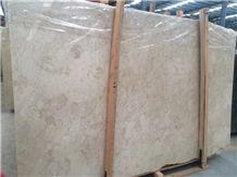 Turkey Beige Marble Polished Floor Tiles, Crema Nuova Marble Slabs & Tiles, Crema Nova Marble, Wall Covering Tiles, Turkey Origin Crema Nova Marble Gangsaw Slabs