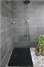 Black Shower Tray,Honed Surface Shower Tray,Stone Shower Trays,Shower Bases,Solid Surface Shower,Shower,Shower Trays