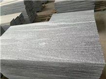 G302 Granite,Grey Landscape Granite,Landscape Grey, New Negro Santiago,China Grey Granite,Negro Santiago,Neu Lavendel,Nero Santiago Polished Flamed Tiles