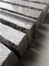 G617 Granite, Well Pink, China Light Pink,Lilac Pink,Misty Rose,Pink Pearl Split Wallstone