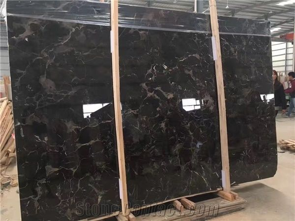 Chinese Emperador Dark Brown Marble For Flooring Tile From China