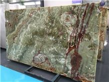 Hot Sale Green Jade Onyx/China Green Onyx/Ancient Green Jade Slabs & Tiles for Wall and Floor Covering/Interior Decoration/Wholesale/Onyx Wall & Floor Tiles/Onyx Pattern
