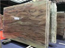 New Polished Brazil Red Colinas Quartzite Tiles & Slabs/Red Polished Quartzite Floor Tiles&Wall Tiles/Luxury Red Quartzite Big Slabs/Popular Natural Quartzite/Colorful Natural Granite Stone