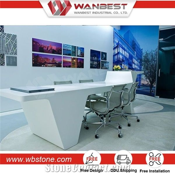 Marble Stone High Quality Boss Table, High End Office Furniture Office Desk  Designs