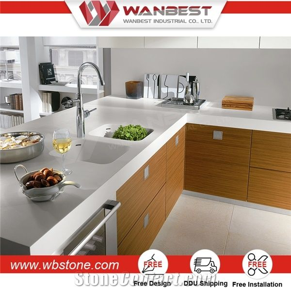 Modern Design Solid Surface Precut