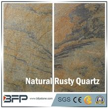 High Quality Natural Rusty Quartzite