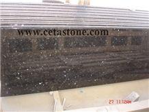 Granite Bar Countertop&Blue Pearl Countertop&Black Galaxy Island Top&Granite Kitchen Worktops