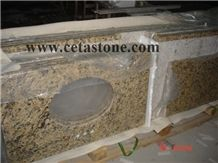 Topazic Imperial Granite Countertop&Gold Countertop&Bathroom Countertops