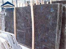 Blue Jade Granite Slabs,Polished Blue Granite Tiles,Labradorite Blue Granite Slabs/Tiles, Lemurian Blue,Madagascar,China Labradorite Blue Green Slab,Labradorite Big Blue Slabs,Flower,Tsoa Pearl Slabs,