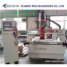 Atc Machine for Wood Furniture Making, Acrylic Engraving and Cutting Machine,3d Cnc Engraving Tool Atc1325ad