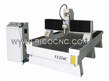 Cnc Router, Stone Cnc Machine, Granite Router Machine, Cnc Marble Tool, Granite Engraving Machine, Stone Processing Machine, Sandstone Milling Router S1224c