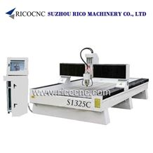 Stone Cnc Router Machine, Granite Carving Machine, Cnc Router for Marble Cutting, Stone Engraving Tool S1325c