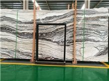 Zebra Onyx Marble, Colorful Vein Marble, White Marble, Wood Vein Marble
