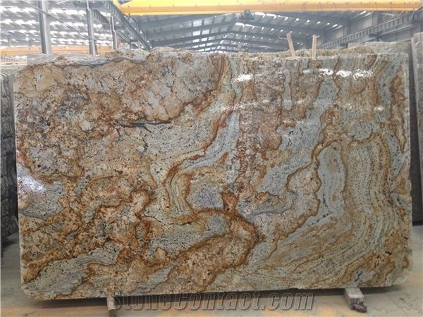 African Canyon Granite Slabs African Dragon Granite