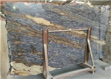 Brazil Purple Dunes Granite Slabs/Blue Gold Granite Slabs/Purple Dune Granite/Exotic Granite