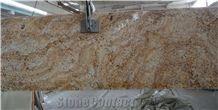 Brazil Solarius Kitchen Countertops/ Solarius Kitchen Islands/Solarius Kitchen Tops/Solarius Kitchen Worktops/Solarius Bar Tops/Amarelo Solarius Granite