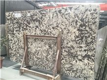Delicatus White Granite Slabs,Winter Walley,Branco Delicatus,White Delicatus Granite,White Delicato Granite,Delicatus Silver Granite,Bianco Delicatus, Everest Delicatus White, Exotic Granite