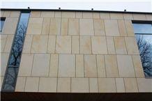 Zerkowice Sandstone Facade