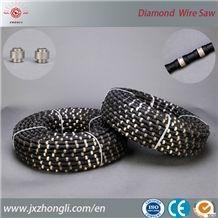 11.5mm Diamond Wire Saw for Granite Block Quarry