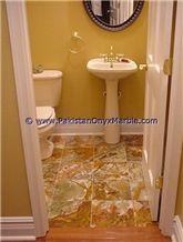 Attractive Price Onyx Bathroom Countertops