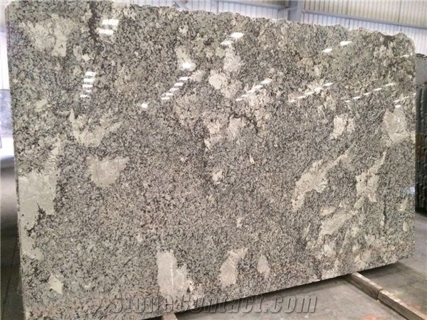 Home Granite Tiles Slabs Alaska White China