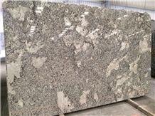 Alaska White Granite Big Slabs, China Granite