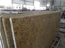Venetian Gold Granite Polished Kitchen Countertops