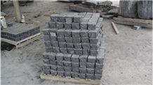 Zhangpu Black Cube Stone Basalt