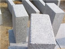 Wulian Shanqian Grey Granite,China Grey Granite Tiles, Flamed, Bush Hammered, Chiseled, Kerb, Kerbstones, Curbs, Curbstone, Paving Sets, Steps, Boulders, Side Stones, Pool Coping
