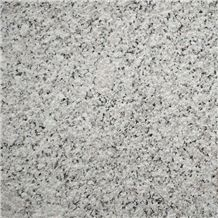 High Quality G735 Lihua White Granite Bush Hammered Sufaced White Linen Granite Shipped from the Wuhan Port