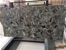 Petrified Wood Semi Precious Stone Slabs & Tiles