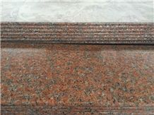 Cheap Chinese Granite G562 Maple Red Floor Tile