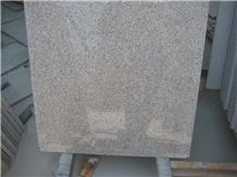 G681 Pink Polished Granite Tiles