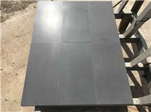 Lava Stone Brushed for Project, China Grey Basalt Slabs & Tiles