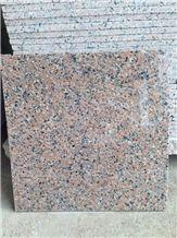 Rosa Porrino Pink Granite Flooring Tiles