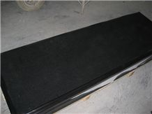 Shanxi Black Absolute Black Granite Slabs