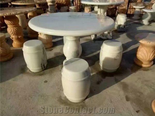 White Marble Round Table Marble Jade White Conference Tables For - White marble conference table