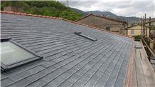 Ardesia Di Lavagna Roof Tiles