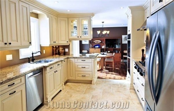 New Venetian Gold With White Cabinets From United States