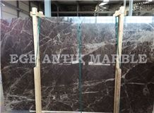 Maron Emperador Polished-Honed Slabs and Tiles