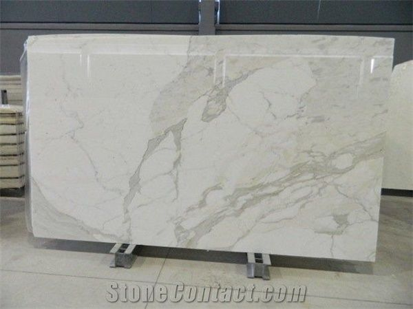 Shadow Storm Marble Calacatta Manhattan Marble From China